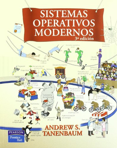 Modern 3ED operating systems