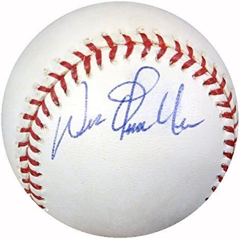 Wayne Franklin Autographed Japan Maker New MLB DNA Special Campaign PSA #Y29991 Baseball