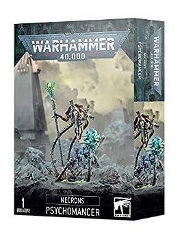 Games Workshop Warhammer 40,000  Necrons Psychomancer Miniature