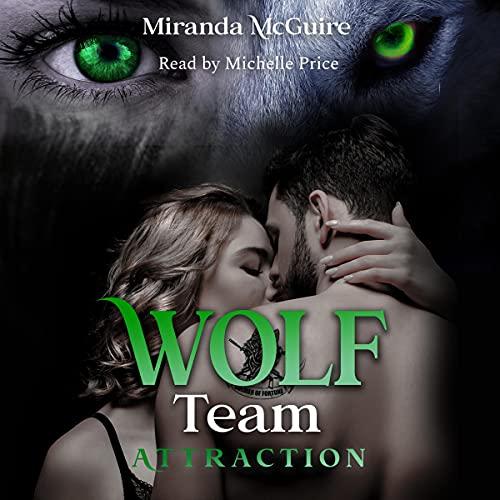 WOLF Team - Book 1 - Attraction Titelbild