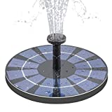 Solar Powered Pond Pumps Review and Comparison