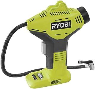 Ryobi R18PI-0 18V ONE+ Cordless High Pressure Inflator (Body Only), Grey