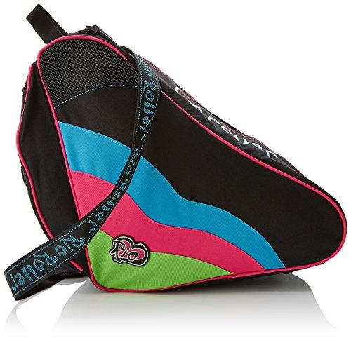 Rio Roller Bag Bolsa de Tela y de Playa, Unisex Adulto, Multicolor (Skate), 24x15x45 cm (W x H x L)