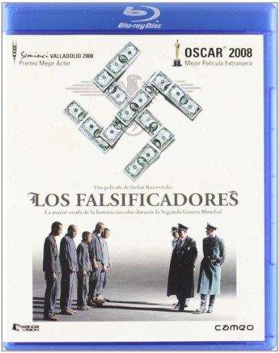 Los Falsificadores [Blu-ray]