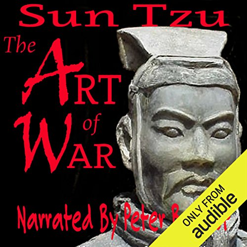 The Art of War audiobook cover art
