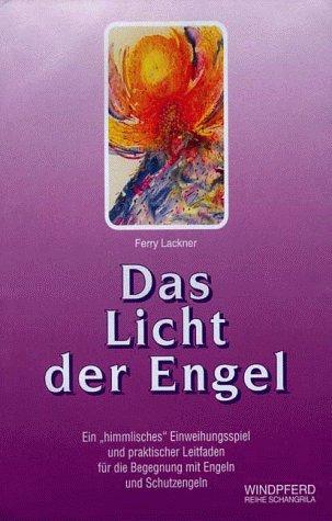 Das Licht der Engel, Buch u. 78 Ktn.