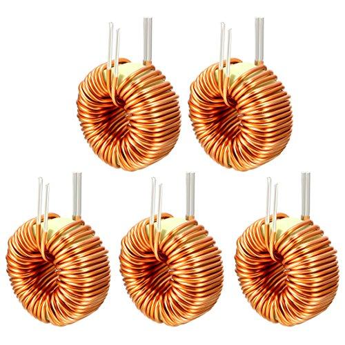 Choke Inductors-145Pcs 10uH-10mH 12 Values Choke Inductors Assorted Kit