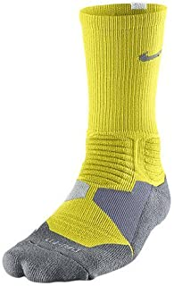 Hyper Elite Cushioned Basketball Crew Socks
