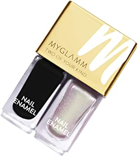 MyGlamm Two Of Your Kind - Space, Black, 5 ml (Pack of 2)