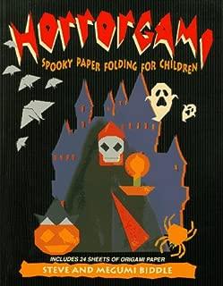 Horrorgami: Spooky Paper Folding for Children