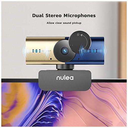C905 Autoenfoque Webcam con Micrófono, Full HD 1080P/ 30 fps con Cubierta de Privacidad, Cámara Web USB para PC… 3