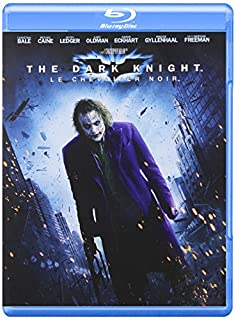 The Dark Knight / Le Chevalier noir (Bilingual) [Blu-ray] (B001HBAPC4) | Amazon price tracker / tracking, Amazon price history charts, Amazon price watches, Amazon price drop alerts