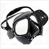 Taucherbrillen Erwachsene Taucherbrille Scuba Schnorcheln Freediving Brille Tauchmaske mit Strap...