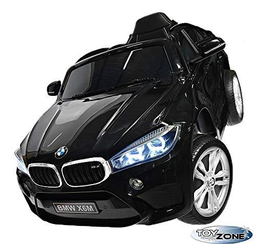 ToyZone Kinderfahrzeug BMW X6M 12V Kinder Elektro Auto Kinderauto MP3 USB Ledersitz Eva*