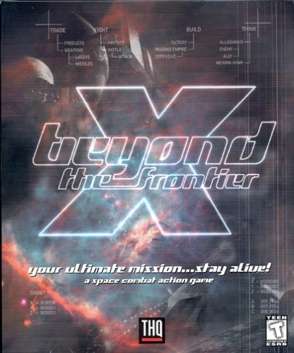 X: Beyond the Frontier - PC