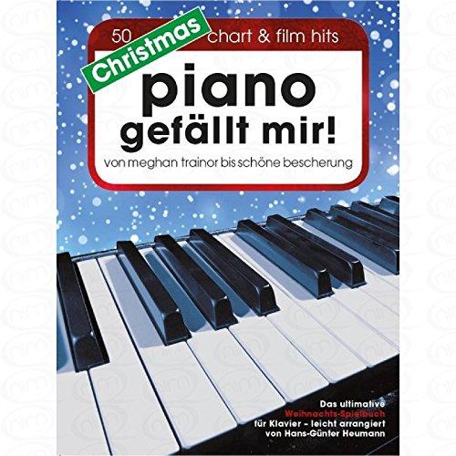 PIANO GEFAELLT MIR CHRISTMAS - arrangiert für Klavier [Noten/Sheetmusic]