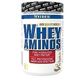 WEIDER Whey Aminos, Tabletten mit hydrolysiertem Molkenproteinisolat, Eiweiß, 300 Tabs
