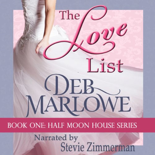 The Love List audiobook cover art