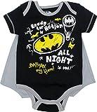 DC Comics Justice League Body Naissance Batman avec Manteau - Costume de Carnival -...