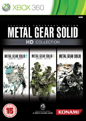Konami Metal Gear Solid HD Collection - Juego (PlayStation 3, Acción / Aventura, RP (Clasificación pendiente))