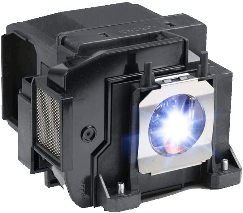 Terzomen's ELPLP85/v13h010l85 Projector Lamp Replacement with Original Bulb and Housing for Epson Powerlite Home Cinema 3500 3600e EH-TW6600 Replacement Lamp