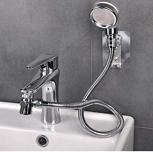 LBMTFFFFFF Jacksonville Mall Face Basin mart Water Tap Hair External Head Washin Shower