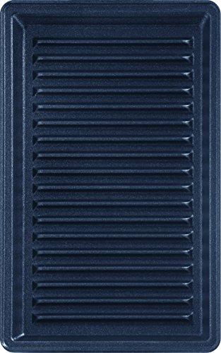 Tefal Coffret Snack Collection de 2 plaques grill-panini + livre de recettes XA800312