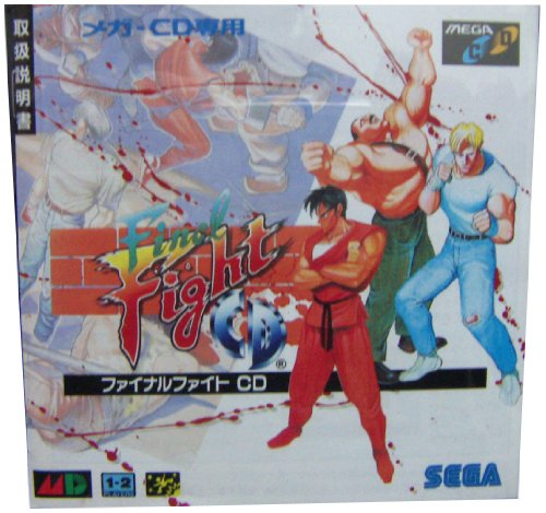 Mega CD - Final Fight CD