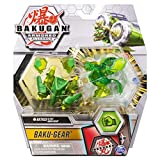 Bakugan Ultra, Ventus Batrix with Transforming Baku-Gear, Armored Alliance 3-inch Tall Collectible Action Figure…