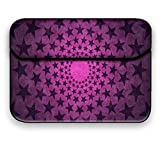Theskinmantra Loopy Stars Hydraflex Universal Size Laptop Sleeve 15.6 Inches