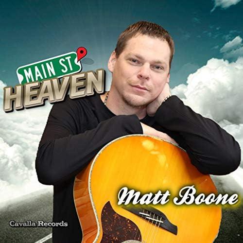 Matt Boone