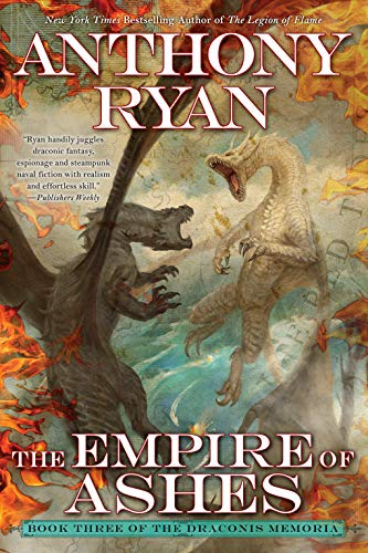 The Empire of Ashes (The Draconis Memoria Book 3)