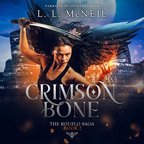 『Crimson Bone』のカバーアート