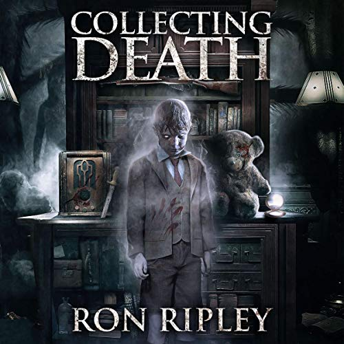 Collecting Death Audiobook By Ron Ripley cover art