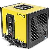 TROTEC Deumidificatore commerciale compatto TTK Qube (max. 20l/giorno), adatto a stanze fino a 110 m³, Essiccatore a condensazione professionale compatto