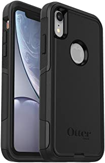 OtterBox COMMUTER SERIES Case for iPhone Xr - Frustration Free Packaging - BLACK