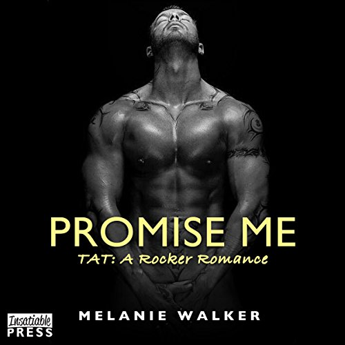 Promise Me audiobook cover art