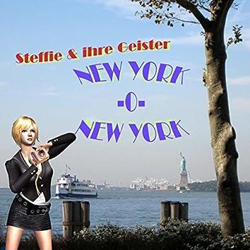 New York oh New York