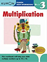 Kumon, Multiplication: Grade 3 (Kumon Math Workbooks)