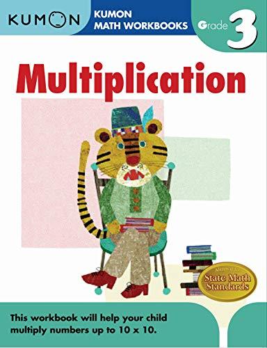 Grade 3 Multiplication (Kumon Math Workbooks)