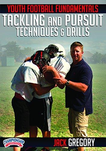 Jack Gregory: Juventud fútbol Fundamentals: abordar y técnicas de búsqueda y taladros (DVD)