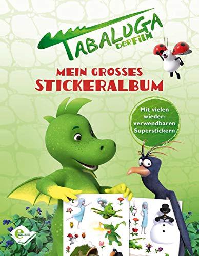 Tabaluga: Mein großes Stickeralbum