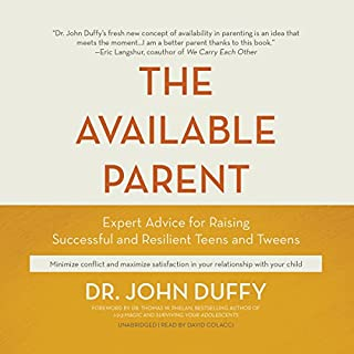 The Available Parent audiobook cover art