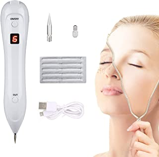 ESHOWEE Portable Beauty Equipment Multi Level With Home Usage USB Charging/LCD/5 Replaceable