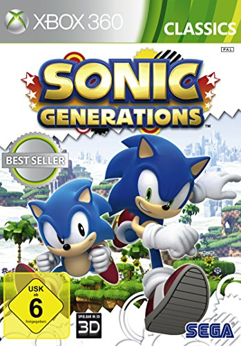 Sonic Generations [Software Pyramide]