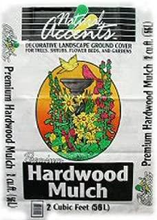 US MULCH LTD 2 CUFT Natural Accents Hardwood UPC Bag