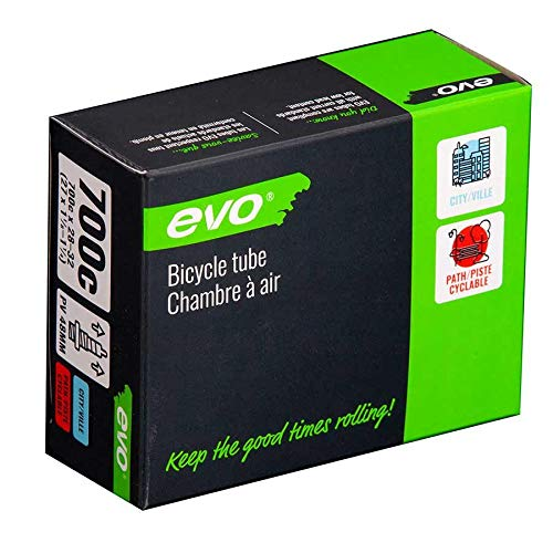 EVO Cyclocross Bike Tube - 700x28-32C - 48mm Presta Valve