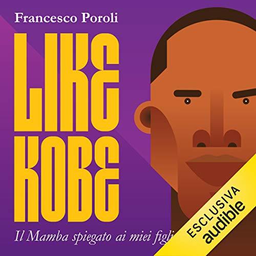 Like Kobe audiobook cover art