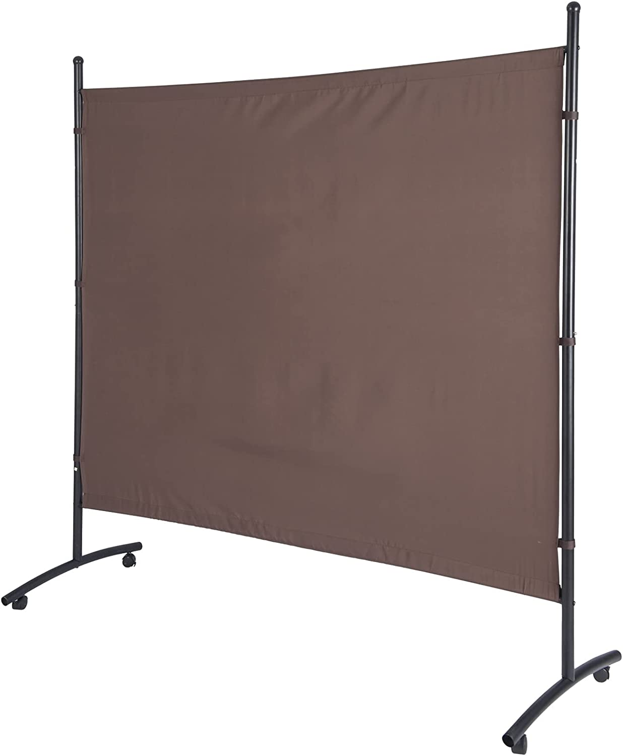 Room Divider Increased Wheel Super Special SALE held 70''W Privacy Scree x 73''H 35% OFF 20''D