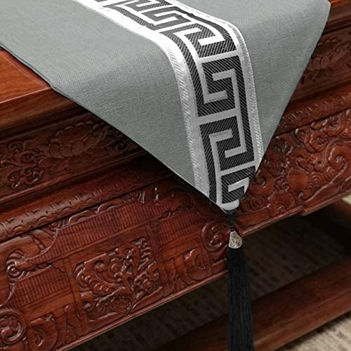 LIZHAIMING Table Runners Handmade メーカー再生品 Artistic Top Decor Coffee Tab 訳あり品送料無料
